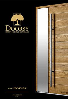 Doorsy drzwi zewnętrzne
