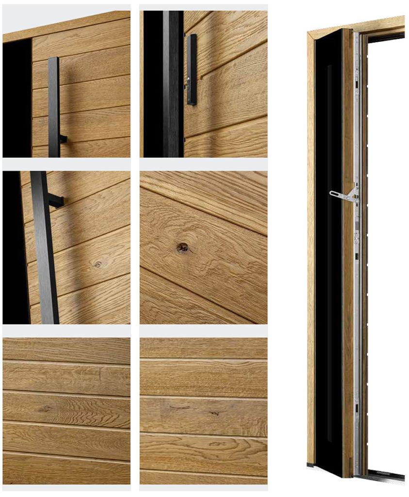 Drzwi vintage